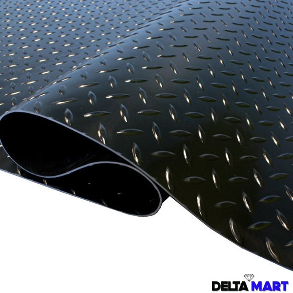 Plain Rubber Sheet Checkered Design Rubber Stable Mats