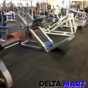 Gym mat Checker Design