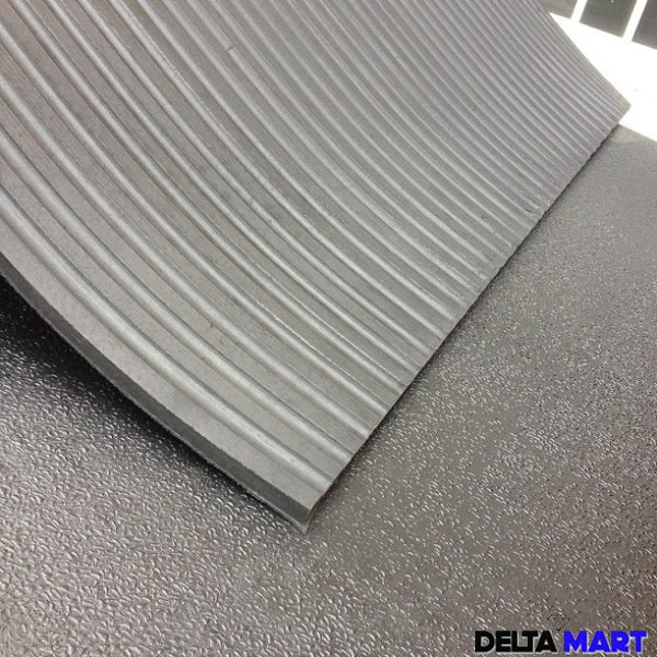 Amoeba Design Rubber Stable Mat 6 X 4 Rubber Stable