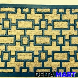 STYLISH DESIGN WELCOME COIR MATS