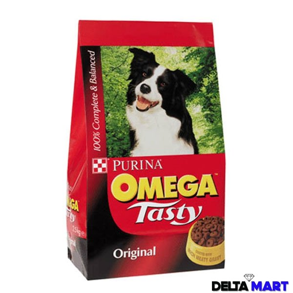 Purina Omega Tasty Dog Food