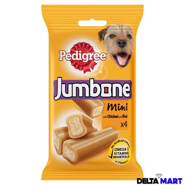 Pedigree Jumbone Mini Chicken Rice