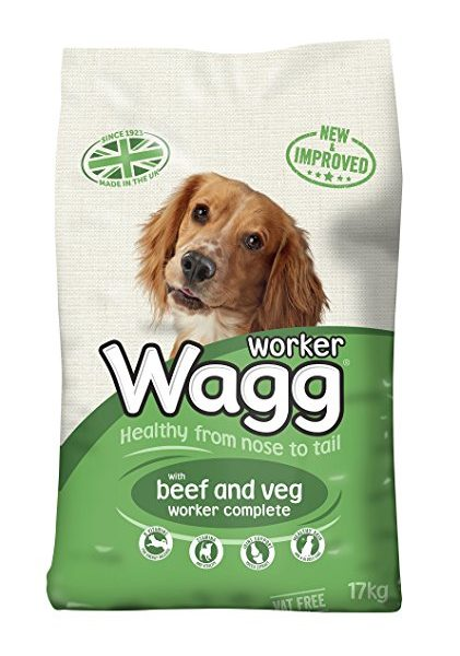 Wagg Worker Dog Food Ingredients