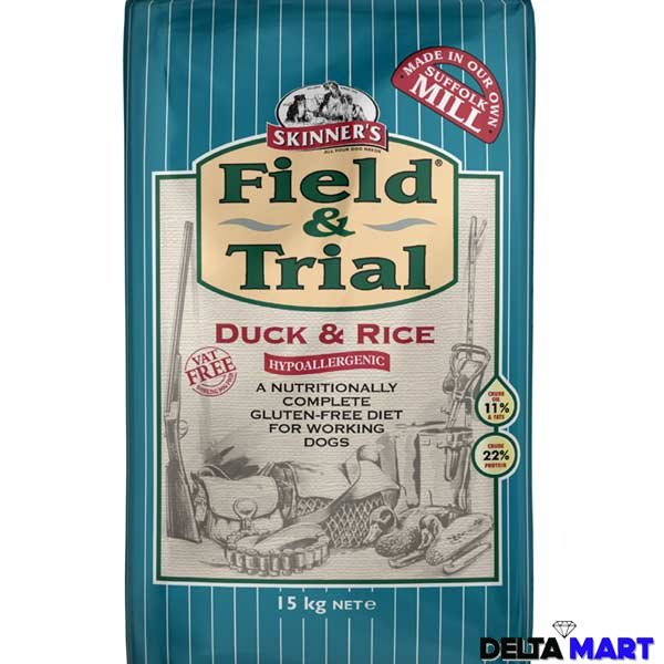 Skinner's Field Trial Dog Food Duck Rice