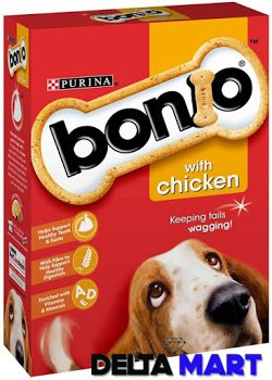 Purina bonio Puppy Milk Dog Biscuits