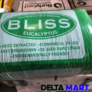 BLISS EUCALUPTUS BEDDING