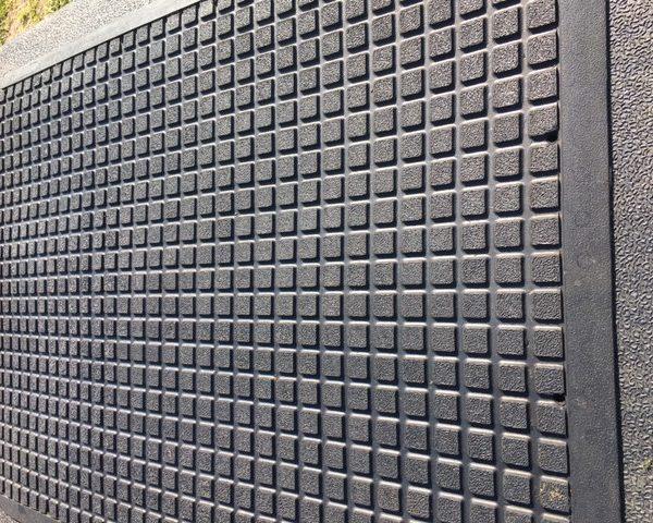Anti Fatigue Rubber Mat 4 X3 X14 Mm Industrial Mats