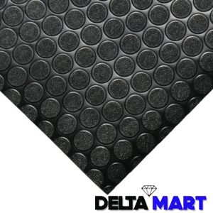 Coin Grip Flooring Rubber Mat