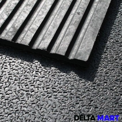 Heavy Duty Large Rubber Gym Mat Commercial Flooring