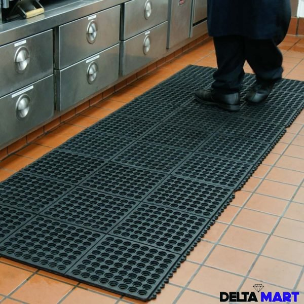 Rubber Kitchen Mats: Interlock Rubber Kitchen Mats