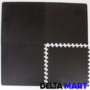 Interlocking Gym Garage Anti Fatigue Flooring Play Mats