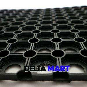 Rubber Door mat Indoor outdoor rubber ring mat