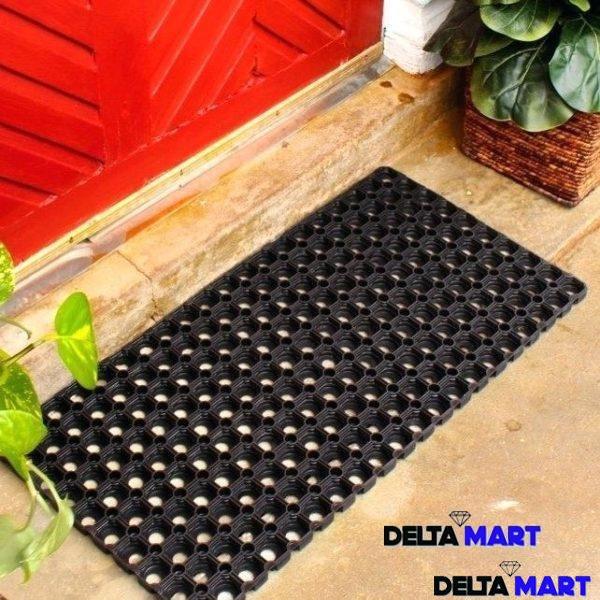 Rubber Door Mat Indoor Outdoor Mats Uk High Quality