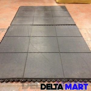 Rubber Interlocking Gym Mats