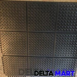 Checker interlocking Gym Mats