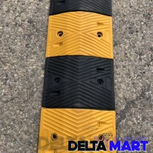 Rubber Speed Bumps 1000mm X 350mm X 50mm
