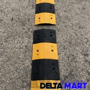 Rubber Speed Bumps 500mm X 350mm X 50mm