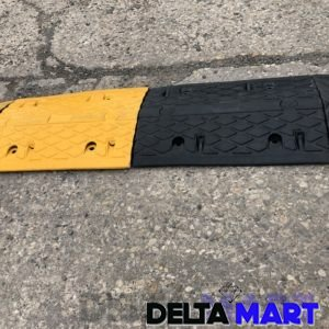 Rubber Speed Bumps 175mm X 350mm X 50mm